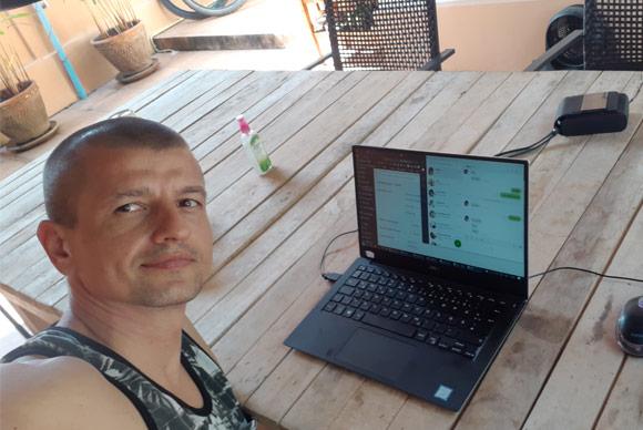 Maik Bassalig - Gründer und Kreativ-Direktor @bassm3dia.com